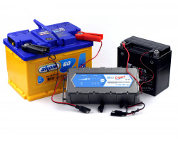 Зарядка аккумуляторов