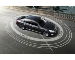 Установка кругового обзора на авто