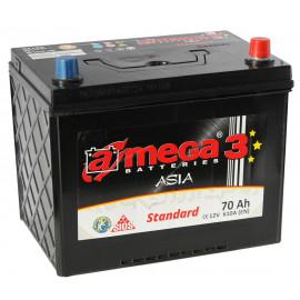 Аккумулятор A-mega Standart 70 L+