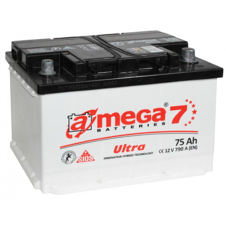 Аккумулятор A-mega Ultra 75