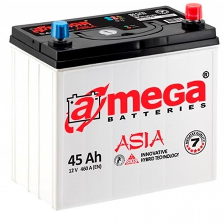 Аккумулятор A-mega Asia 45