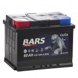 Аккумулятор Bars Silver 6СТ 60 Ah