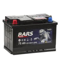 Аккумулятор Bars Silver 6СТ 75 Ah