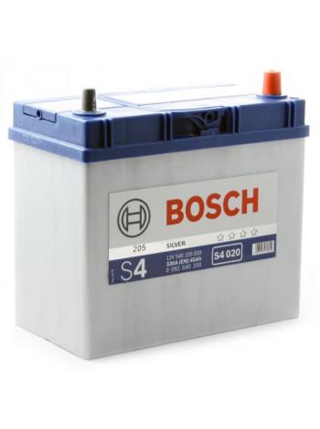 Аккумулятор автомобильный Bosch S4 0092S40200