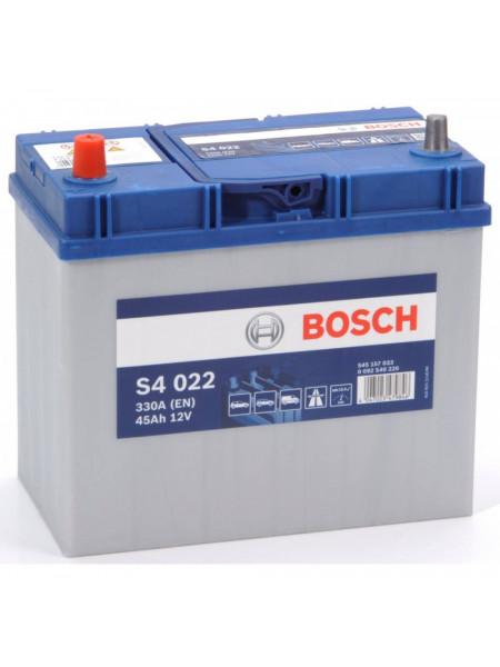 Аккумулятор Bosch S4 0092S40220