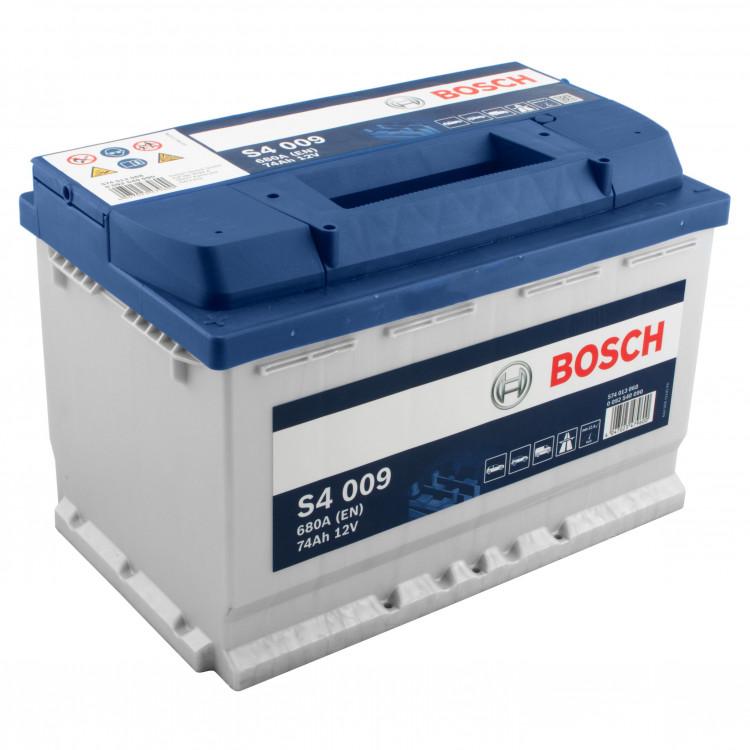 Аккумулятор Bosch S4 S40090