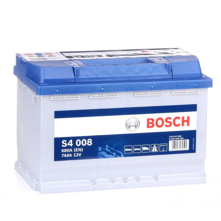 Аккумулятор Bosch S4 S40080