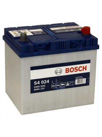 Аккумулятор автомобильный Bosch 0092S40240