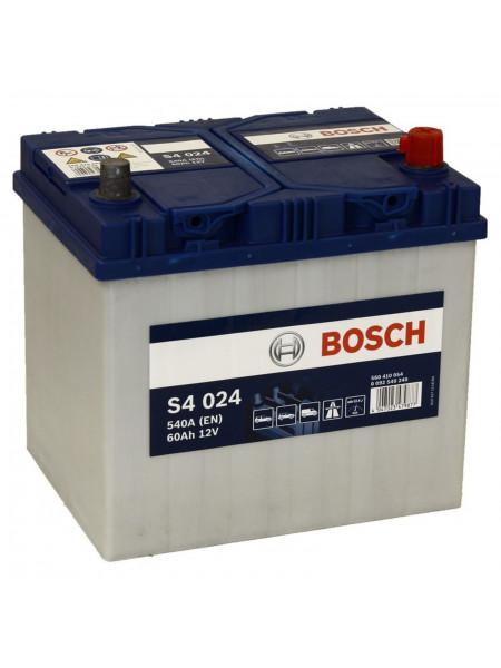Аккумулятор Bosch S4 s40240