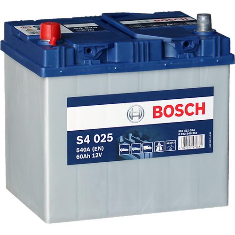 Аккумулятор Bosch S4 s40250