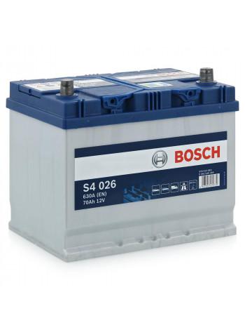 Аккумулятор автомобильный Bosch 0092S40260