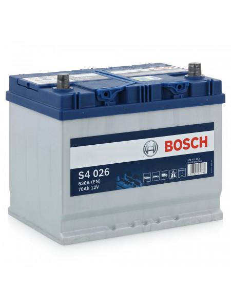Аккумулятор Bosch S4 S40260