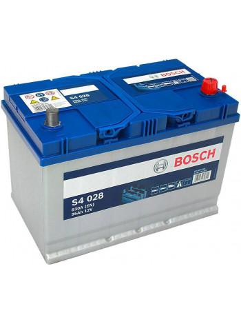 Аккумулятор автомобильный Bosch 0092S40280