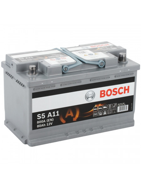 Аккумулятор Bosch S5 S5A110