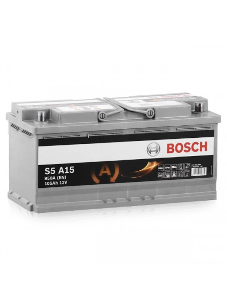 Аккумулятор Bosch S5 S5A150