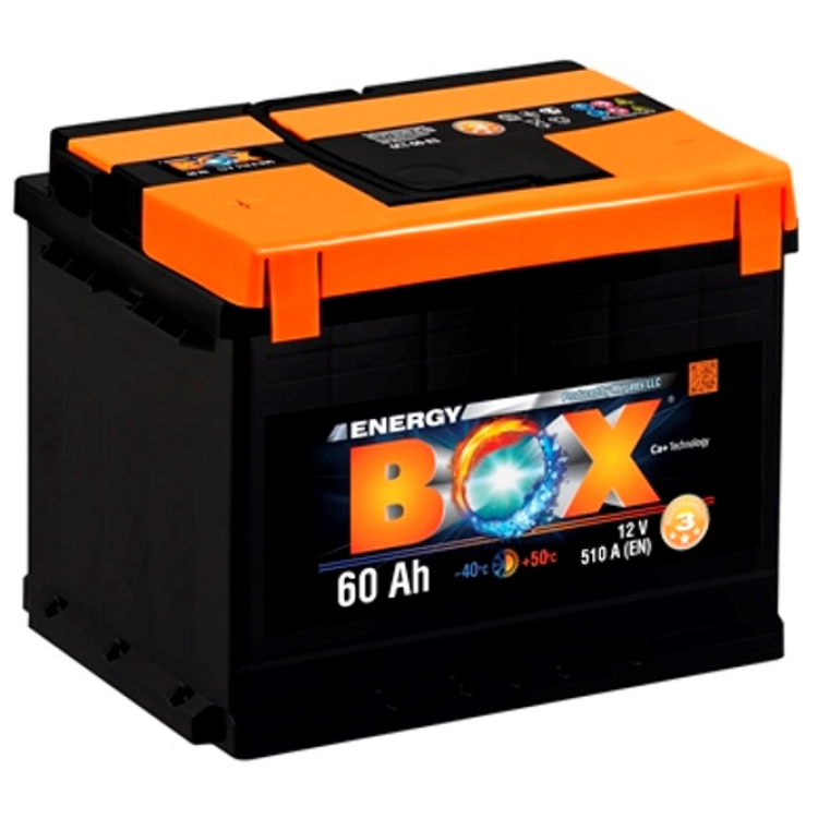 Аккумулятор Energy Box 6CT 60Ah