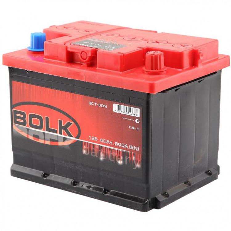 Аккумулятор Bolk 6CT-60