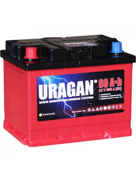 Аккумулятор Uragan 6CT-60