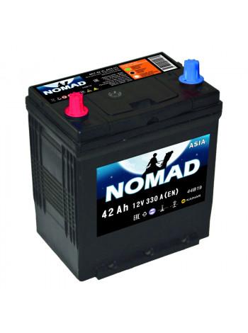 Аккумулятор автомобильный Nomad ASIA 6СТ-42
