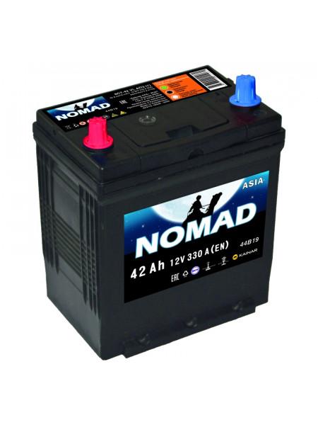 Аккумулятор Nomad ASIA 6СТ-42