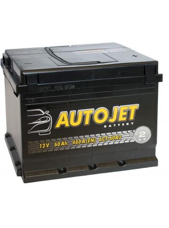 Аккумулятор автомобильный Autojet 6СТ-60-А3E