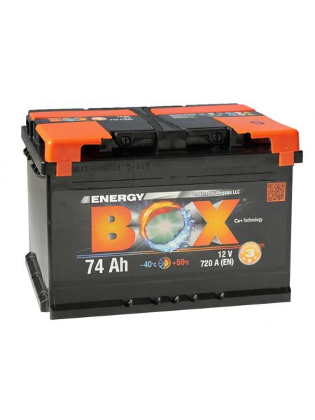 Аккумулятор Energy Box 6CT 74Ah