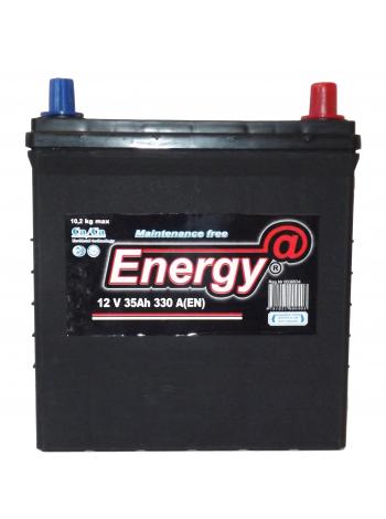 Аккумулятор автомобильный Energy SMF35