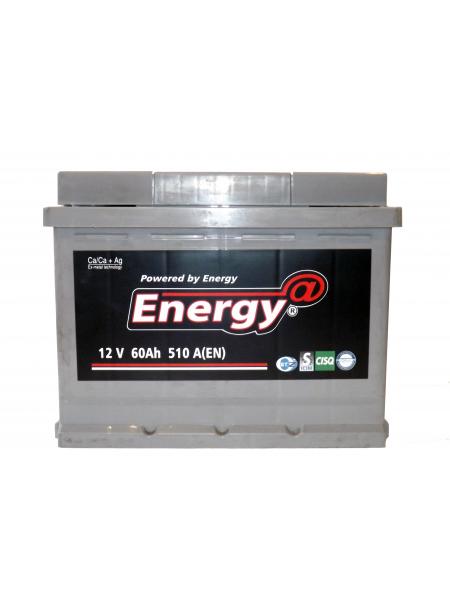 Аккумулятор Energy DIN60