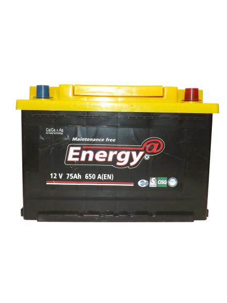 Аккумулятор Energy MF-75T