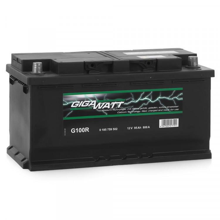 Аккумулятор GigaWatt G100R