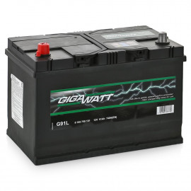 Аккумулятор GigaWatt G91L