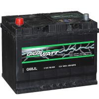 Аккумулятор GigaWatt G68JL
