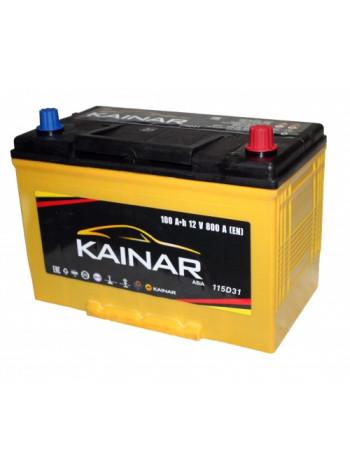 Аккумулятор автомобильный Kainar 100 Ач 800 А L