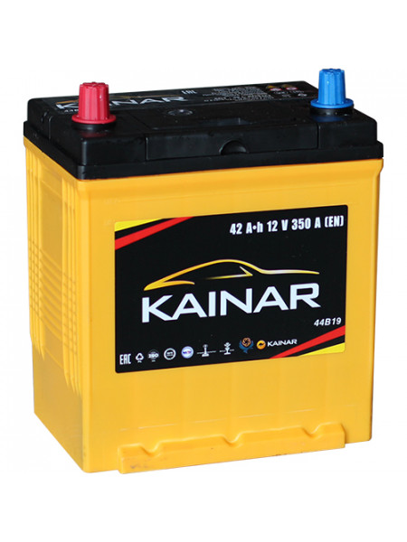 Аккумулятор Kainar 42 Ач 350A