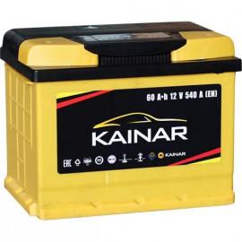 Аккумулятор Kainar 60 Ач 540 А