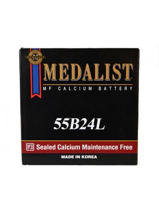 Аккумулятор Medalist 55B24L 45Ah 430A