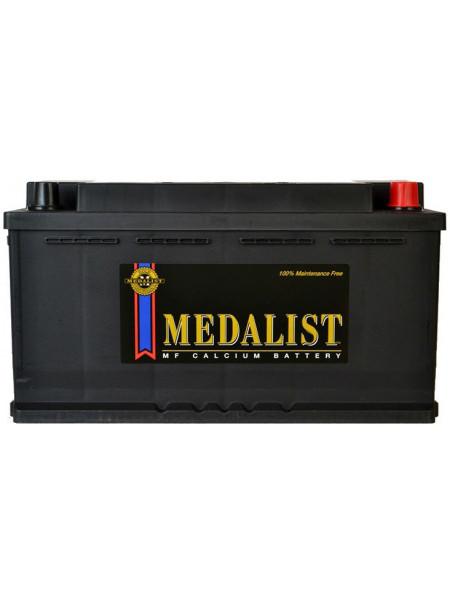 Аккумулятор Medalist 60038 100Ah R+ 830A