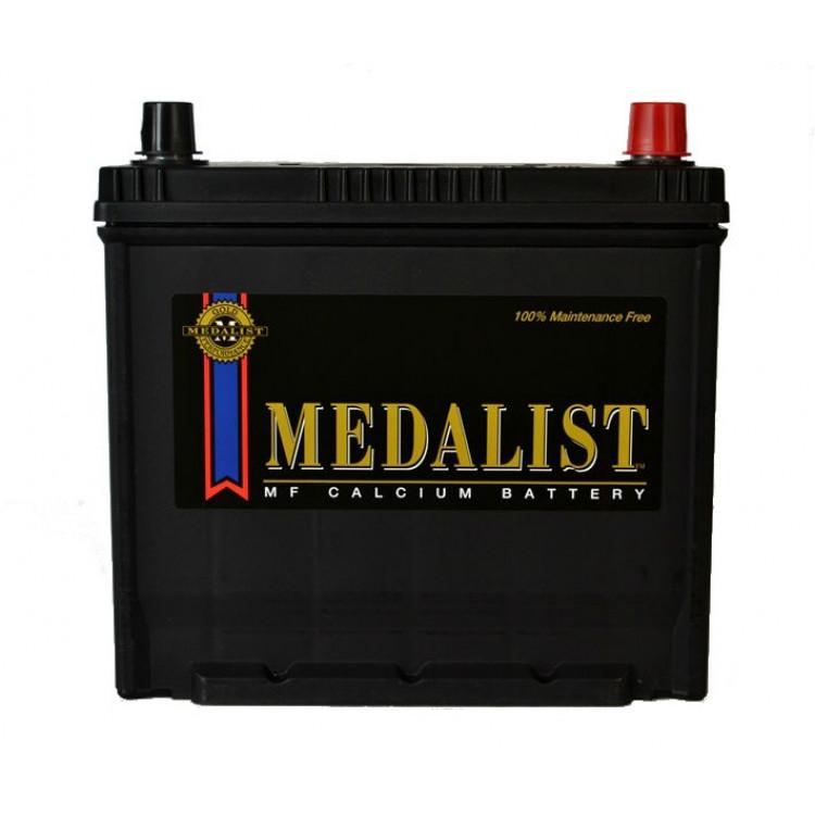 Аккумулятор Medalist 75D23L 65Ah JR+ 570A
