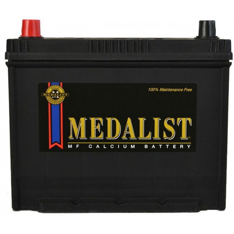 Аккумулятор Medalist 85D23R 75Ah JL+ 680A