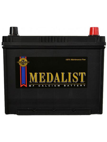 Аккумулятор Medalist 85D23L 75Ah JR+ 680A