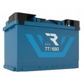 Аккумулятор Raz 77 Ач 680 А