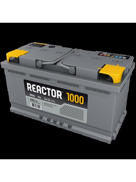 Аккумулятор Reactor 100 Ач 1000А