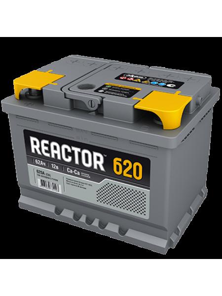 Аккумулятор Reactor 62 Ач 620А