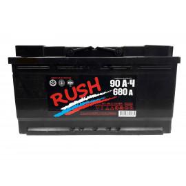 Аккумулятор Rush 90 Ач 680 А