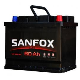 Аккумулятор Sanfox 60 Ач 500 А