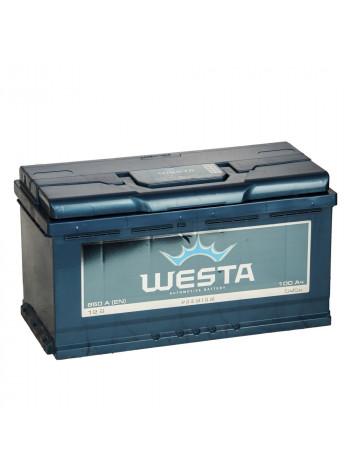 Аккумулятор автомобильный Westa 6СТ-100Ah