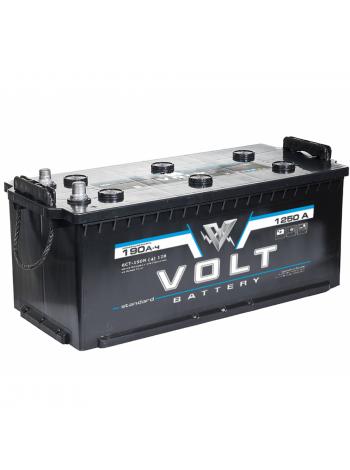 Аккумулятор автомобильный Volt 6СТ-190-АЗ