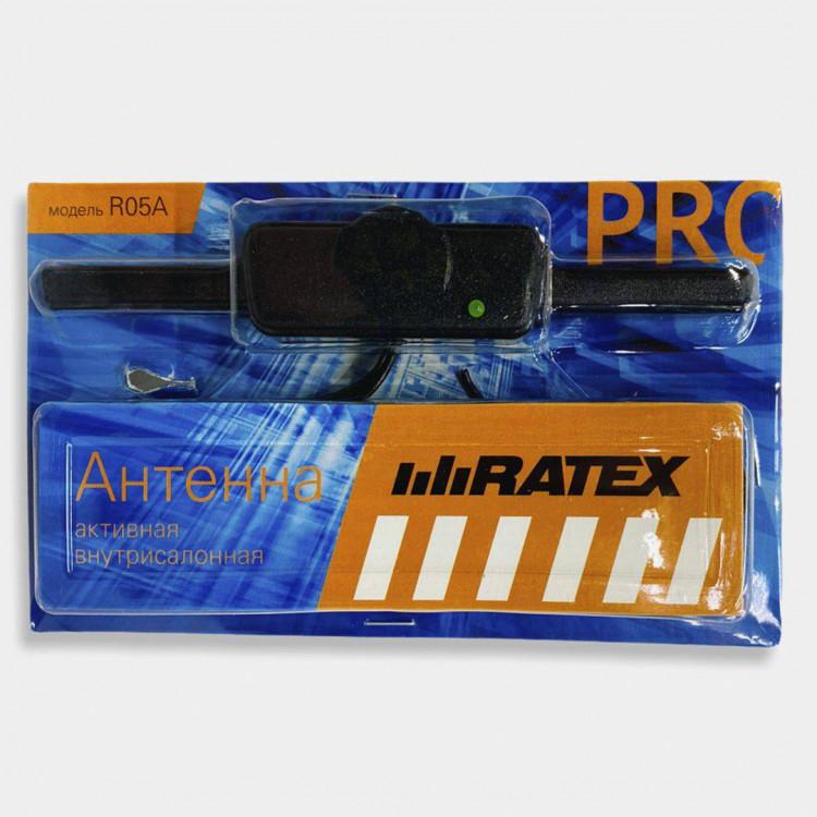 Антенна автомобильная RATEX R05 с усилителем
