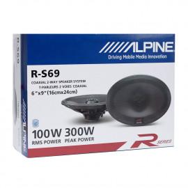 Динамики Alpine R-S69