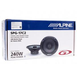 Динамики Alpine SPG-17C2